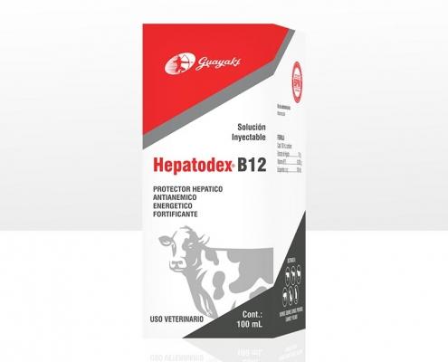Hepatodex B12